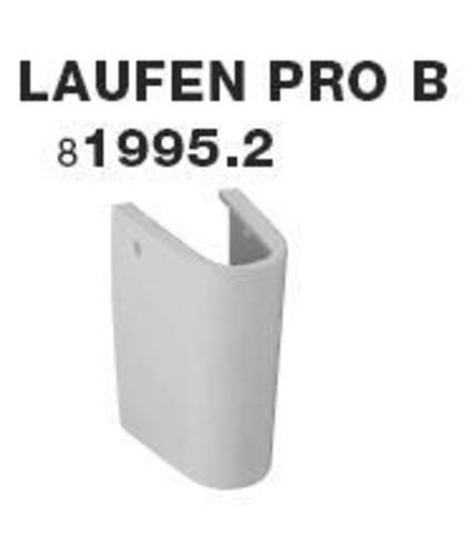 Полупьедестал для мини-раковины Laufen Pro 8.1995.2.000.000.1