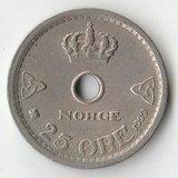 1929 SR1811 Норвегия 25 эре оре