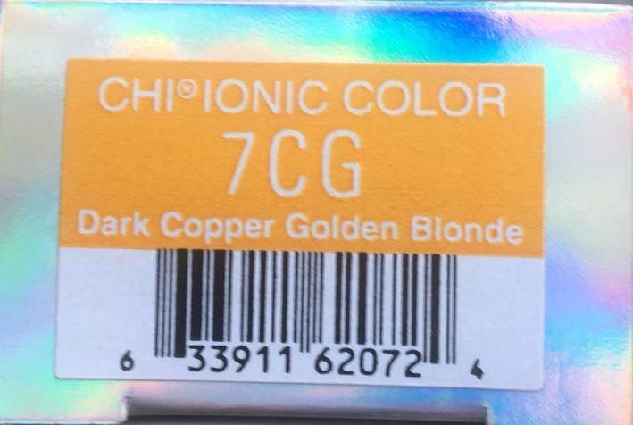 Крем-краска CHI Ионик 7 CG  85 гр