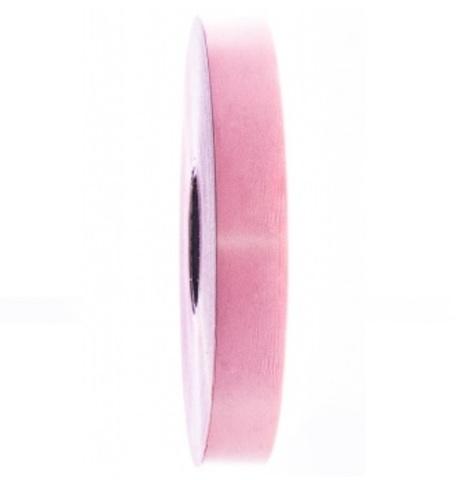 Лента полипропиленовая (размер: 19 мм 100 м), цвет: светло-розовый