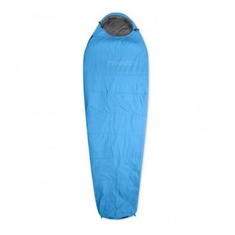 Летний спальный мешок Trimm Lite SUMMER, 195 R (лазурный)