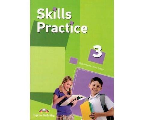 Skills Practice 3. Student's book. Учебник