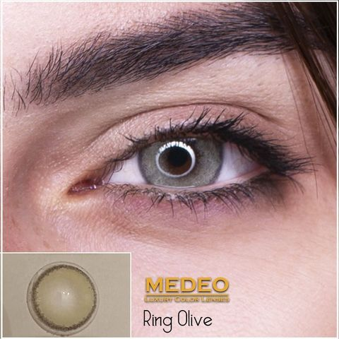 Medeo™ - оттенок Ring Olive