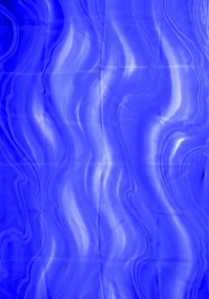 Парео Синие волны