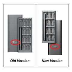 Набор отверток для точных работ Xiaomi Mijia Precision Screwdriver (DZN4020CN), 25 предм.