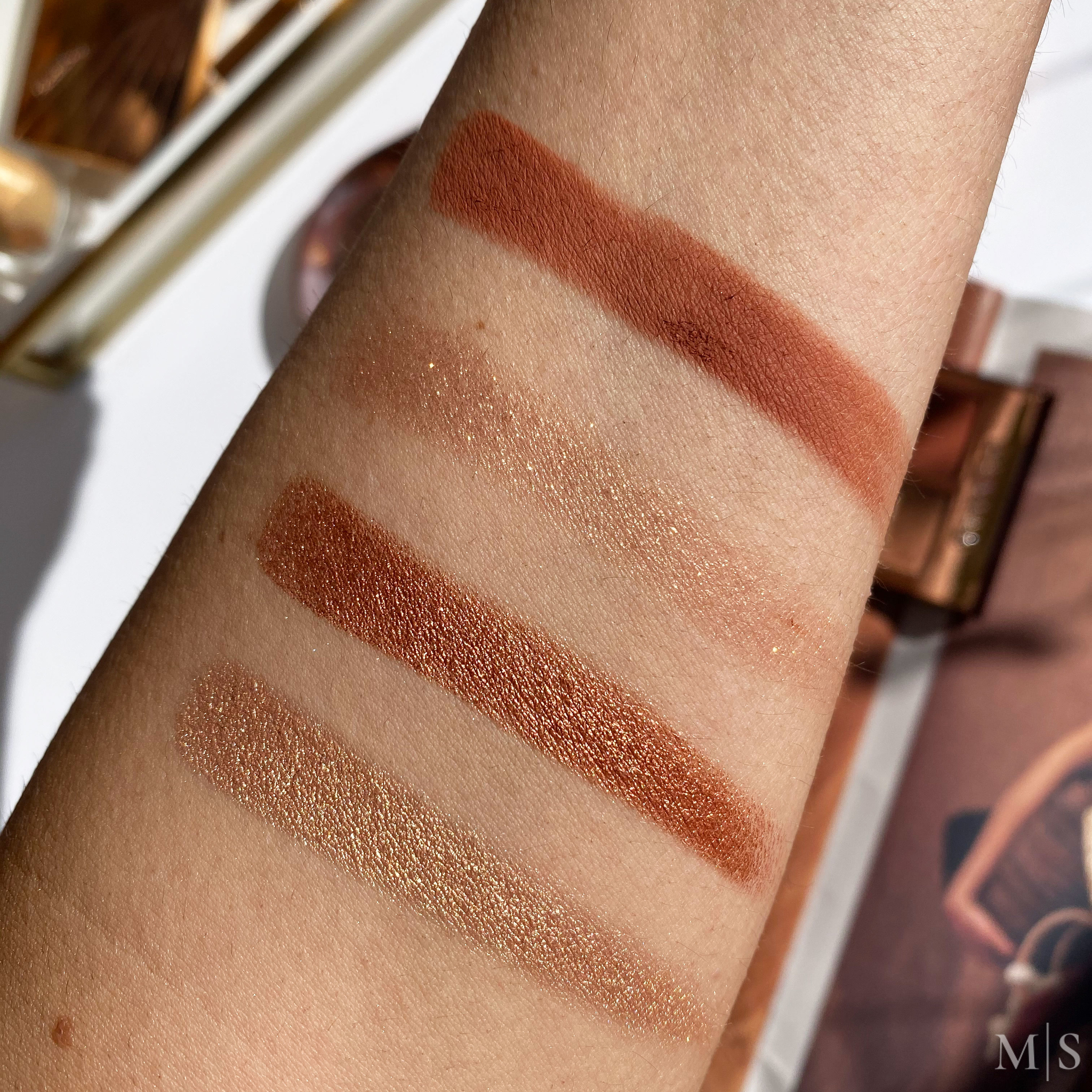 Charlotte Tilbury Luxury Palette Copper Charge