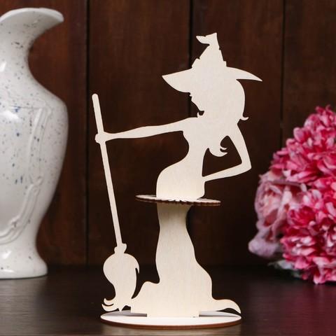 Салфетница «Ведьма», 24,5140,3 см