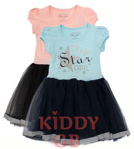 Платье для девочки Breeze 14296