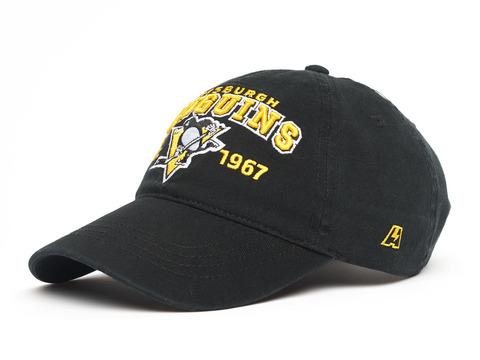 Бейсболка NHL Pittsburgh Penguins est. 1967 (подростковая)