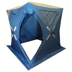 Зимняя палатка куб Woodland Ice Fish 2 New