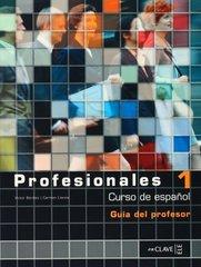 Profesionales 1 Guia para el profesor