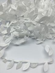 Тесьма с листочками, 1 м.