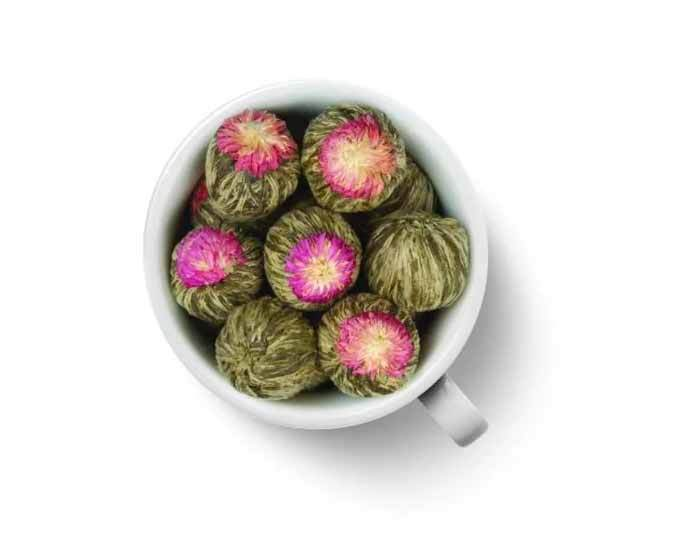 Чай травяной Gutenberg Жасминовый персик Дракона, 500 г