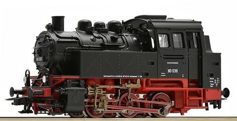 Паровоз BR-80 DB