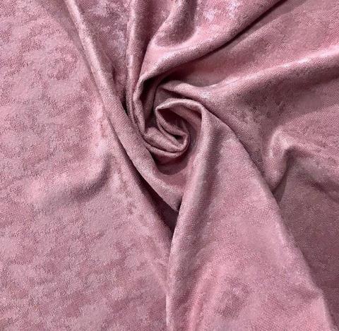 Канвас облако пыльная роза. Ш - 280 см. Арт. Т-906-23