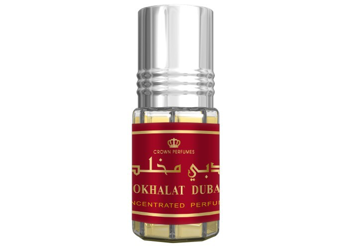 Mokhalat Dubai Мукхаллат Дубай 3мл арабские масляные духи от Аль Рехаб Al Rehab