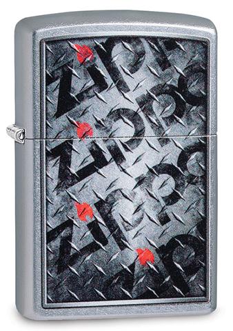 Зажигалка Zippo 29838 Diamond Plate Design