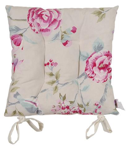Подушка на стул Spring bird