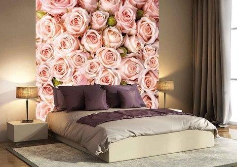 Розы 194x204 см, люкс