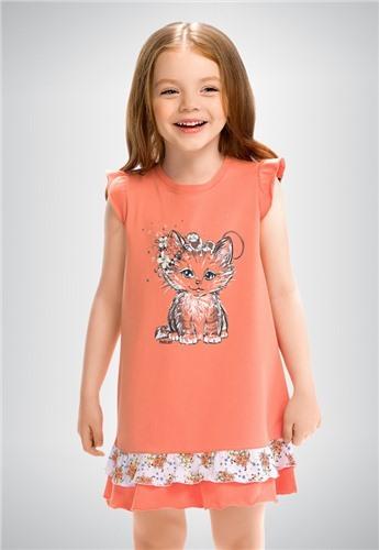 GND370 ночная сорочка для девочек