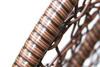Плетеные качели KVIMOL KM 0001 малая корзина DARK