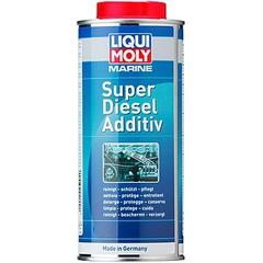 Присадка супер-дизель Marine Super Diesel Additive Артикул: 25005      Объем: 0.500 л