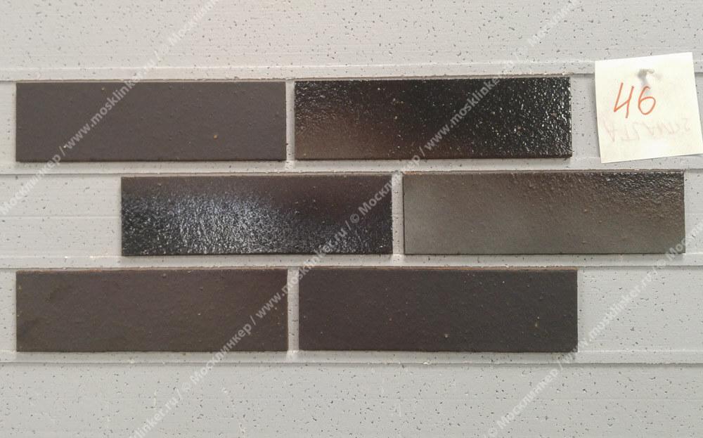 ABC - Atlantis, 240х71х10, NF - Клинкерная плитка для фасада и внутренней отделки