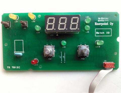 Плата дисплея Harvia WX203 для пульта C105S Combi