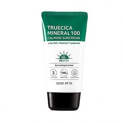Солнцезащитное средство SOME BY MI Truecica Mineral 100 Calming Suncream SPF50+ PA++++ 50ml