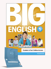 Big English 1 Student eText OAС_2020