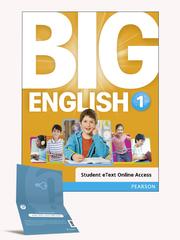 Big English 1 Student eText OAС_2020