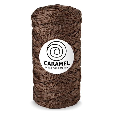 Полиэфирный шнур Caramel Трюфель