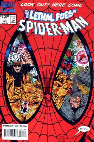 The Lethal Foes of Spider-Man #3 (of 4)
