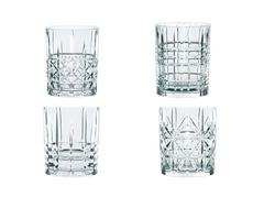 Набор хрустальных стаканов для виски Nachtmann Highland 4 шт, 345 мл, фото 1