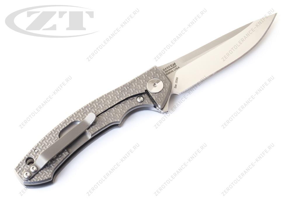 Нож Zero Tolerance 0450 Sinkevich Touch - фотография