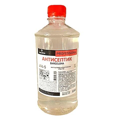 Антисептик barcelona 0.5л.,многоцелевое антисептическое средство
