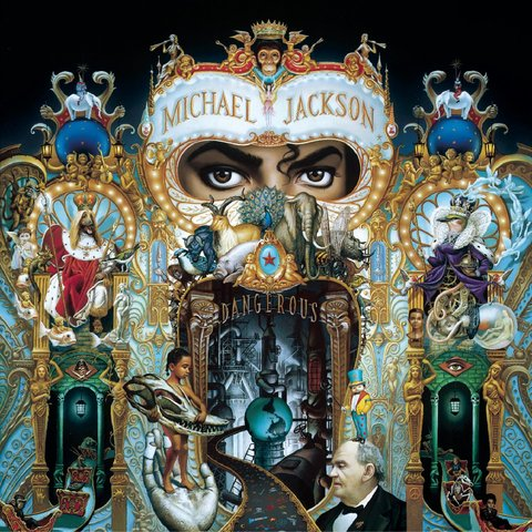 Виниловая пластинка. Michael Jackson 