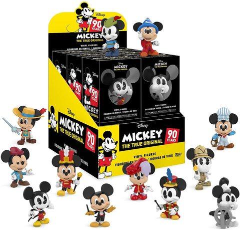 Случайная фигурка Mickey 90th || Funko Mystery Minis
