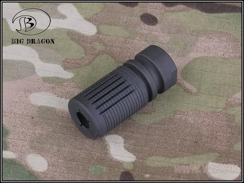 ДТК Emerson Steel BattleCom Style 1.0, черный, новый