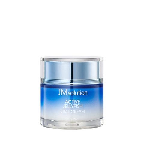 JMsolution Active Jellyfish Vital Cream крем с экстрактом медузы для упругости кожи