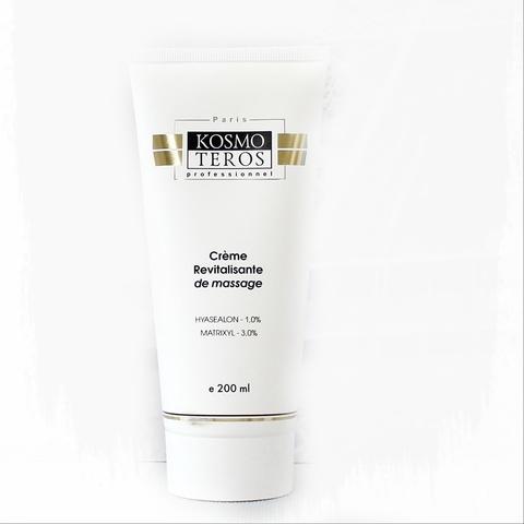 Ревитализирующий крем для массажа,Creme revitalisante de massage, Kosmoteros (Космотерос), 200 мл