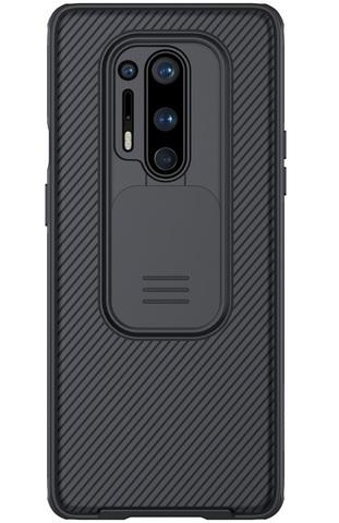 Чехол для OnePlus 8 Pro от Nillkin серия CamShield Pro Case с защитной крышкой для задней камеры