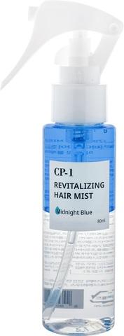 ESTHETIC HOUSE Мист для волос ЯГОДЫ/ЛИМОН CP-1 Revitalizing Hair Mist (Midnight Blue), 80 мл