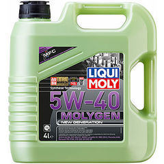 9054 LiquiMoly НС-синт.мот.масло Molygen New Generation 5W-40 SN/CF;A3/B4 (4л)