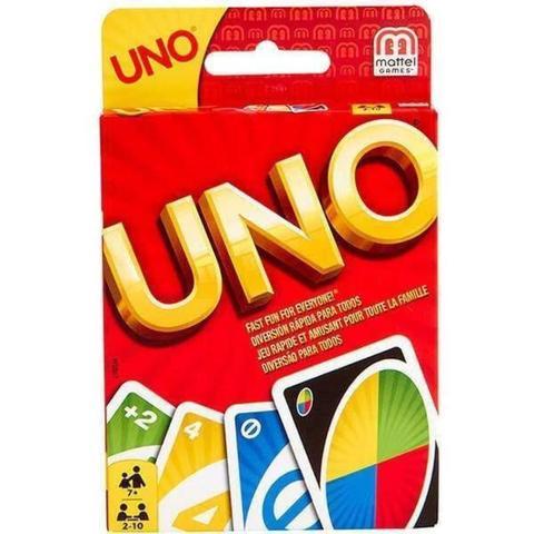 игра Uno UNO CARD GAME DSP INTL W2087