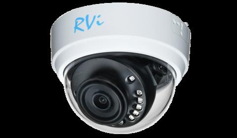 Камера видеонаблюдения RVI-1ACD200 (2.8) WHITE
