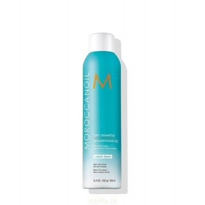 Moroccanoil Styling: Сухой шампунь для светлых тонов (Dry Shampoo Light Tones), 205мл