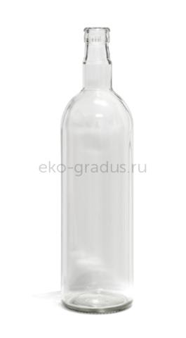Бутылка 0.7л. 16 шт (Гуала 58 мм)