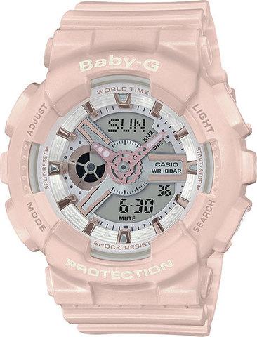 Часы женские Casio BA-110RG-4AER Baby-G