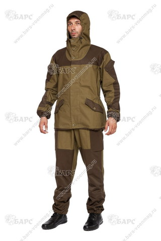 Камуфляжный костюм «Горка-3К» Хаки